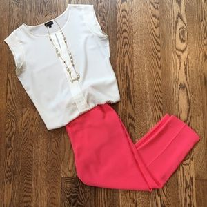 NWT J. Crew Pull-On Easy Pant in Matte Crepe